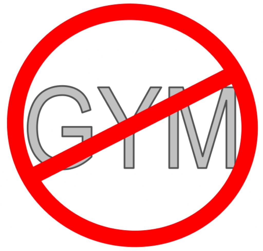 Anti-Gym