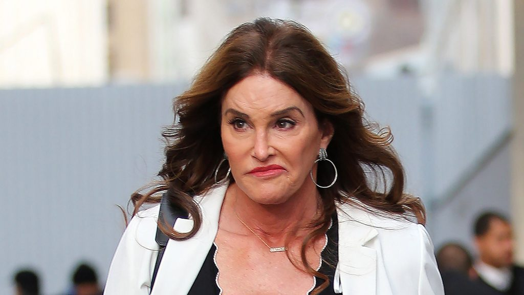Caitlyn Jenner visits The World Trade Center in New York City. Pictured: Caitlyn Jenner Ref: SPL1224161  100216   Picture by: Jackson Lee / Splash News Splash News and Pictures Los Angeles:	310-821-2666 New York:	212-619-2666 London:	870-934-2666 photodesk@splashnews.com